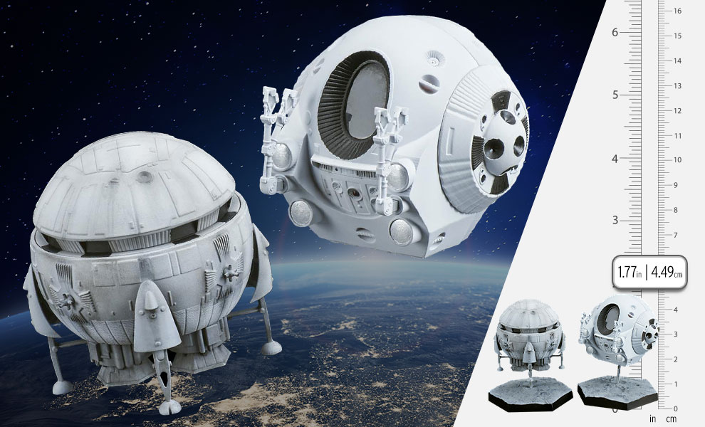 Gallery Feature Image of Aries Ib & EVA Pod Figure - Click to open image gallery
