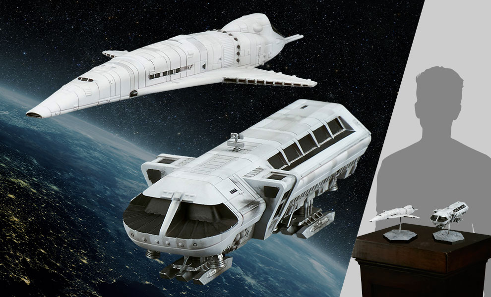 Gallery Feature Image of Orion III & Moon Rocket Bus Figure - Click to open image gallery