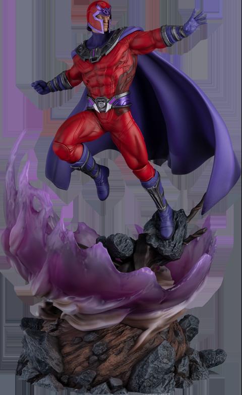 PCS Magneto (Supreme Edition) Sixth Scale Diorama