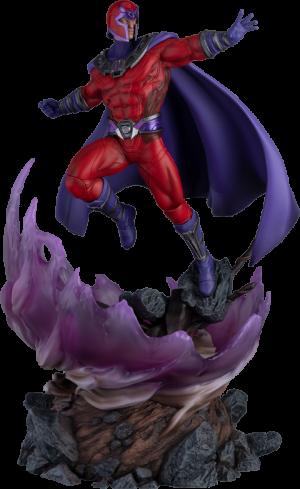 Magneto (Supreme Edition) Sixth Scale Diorama