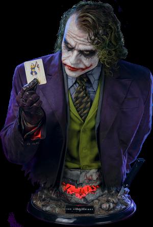 The Joker (The Dark Knight) Life-Size Bust