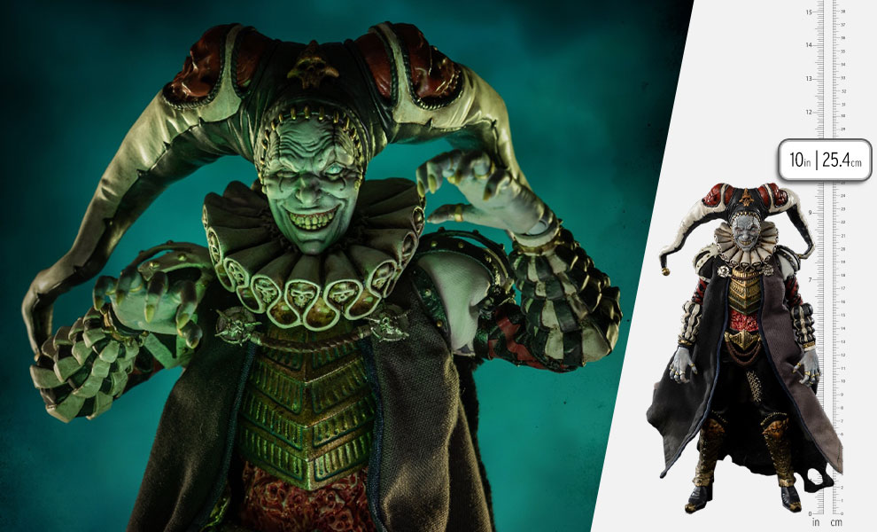 Gallery Feature Image of Malavestros Sixth Scale Figure - Click to open image gallery
