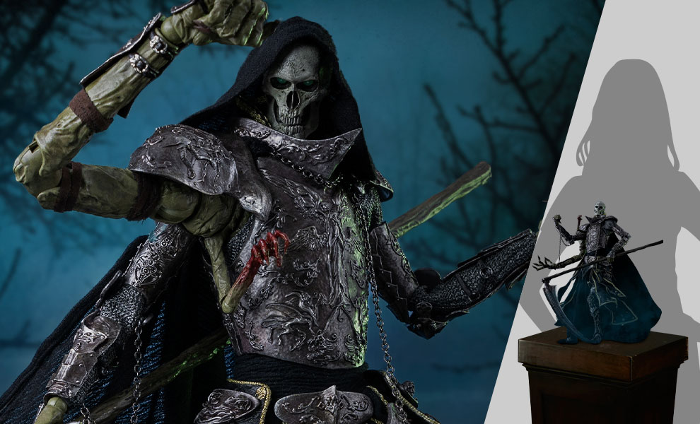 Gallery Feature Image of Demithyle Sixth Scale Figure - Click to open image gallery