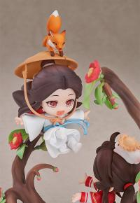 Gallery Image of Chibi Xie Lian & San Lang (Until I Reach Your Heart Version) Collectible Figure