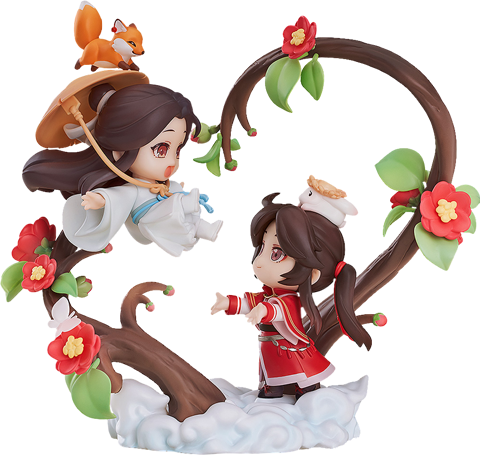 Good Smile Company Chibi Xie Lian & San Lang (Until I Reach Your Heart Version) Collectible Figure