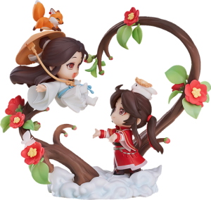Chibi Xie Lian & San Lang (Until I Reach Your Heart Version) Collectible Figure