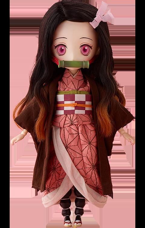 Good Smile Company Harmonia Humming Nezuko Kamado Collectible Doll