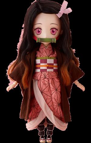 Harmonia Humming Nezuko Kamado Collectible Doll