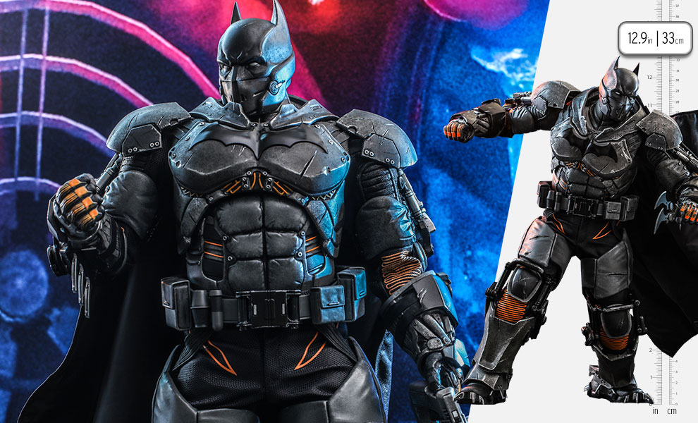 Gallery Feature Image of Batman (XE Suit) Sixth Scale Figure - Click to open image gallery