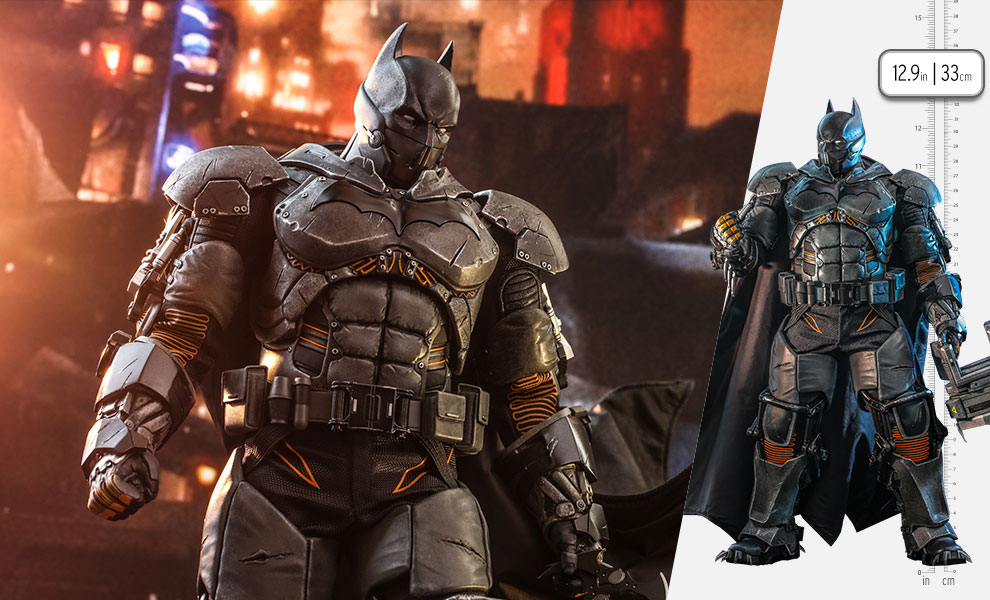 Gallery Feature Image of Batman (XE Suit) (Special Edition) Sixth Scale Figure - Click to open image gallery