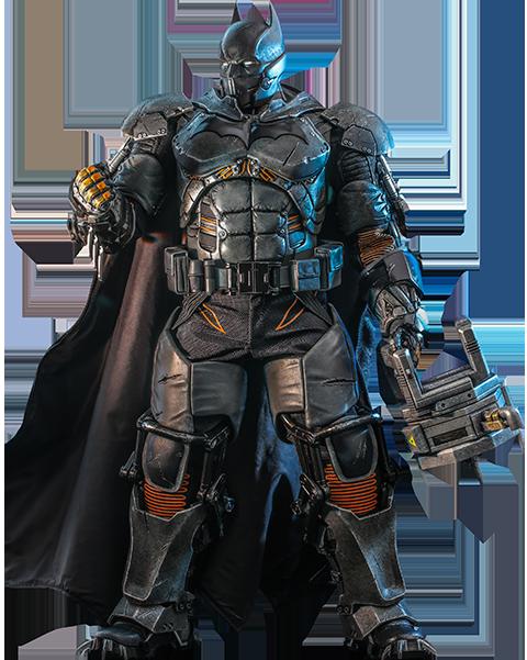 Hot Toys Batman (XE Suit) (Special Edition) Sixth Scale Figure