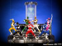 Gallery Image of Black Ranger 1:10 Scale Statue