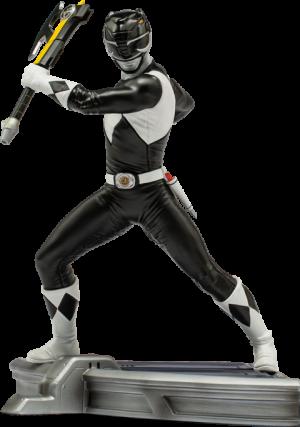 Black Ranger 1:10 Scale Statue
