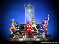 Gallery Image of Blue Ranger 1:10 Scale Statue