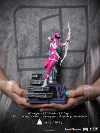 Gallery Image of Pink Ranger 1:10 Scale Statue
