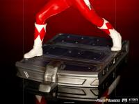 Gallery Image of Red Ranger 1:10 Scale Statue