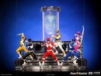 Gallery Image of Yellow Ranger 1:10 Scale Statue