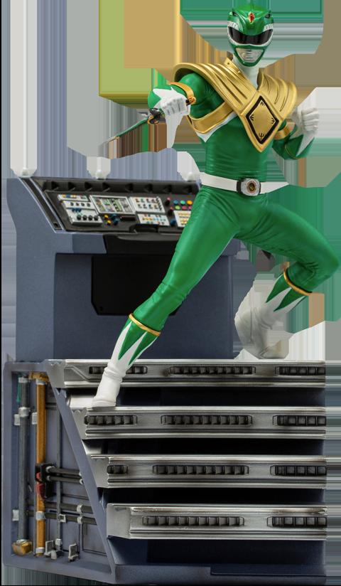 Iron Studios Green Ranger 1:10 Scale Statue