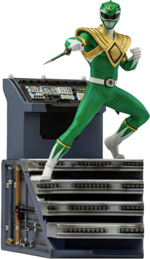 Green Ranger 1:10 Scale Statue