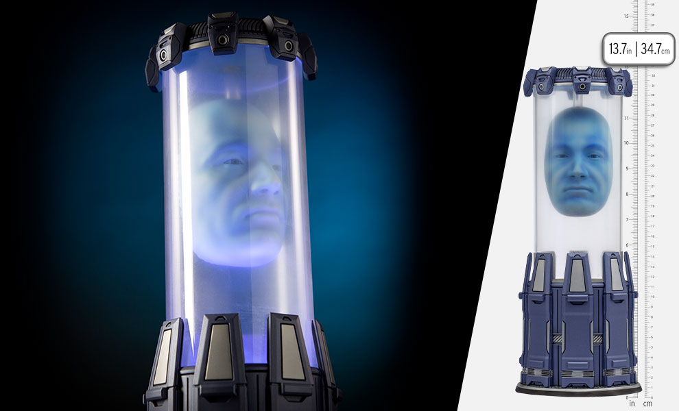Gallery Feature Image of Zordon 1:10 Scale Statue - Click to open image gallery
