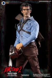 Gallery Image of Ash Williams Sixth Scale Figure