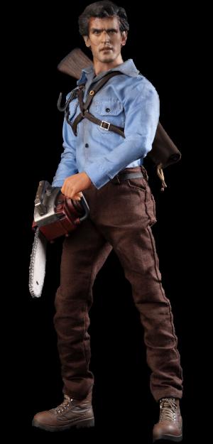 Ash Williams Sixth Scale Figure