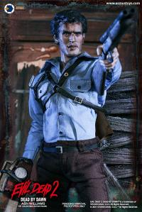 Gallery Image of Ash Williams (Luxury Edition) Sixth Scale Figure