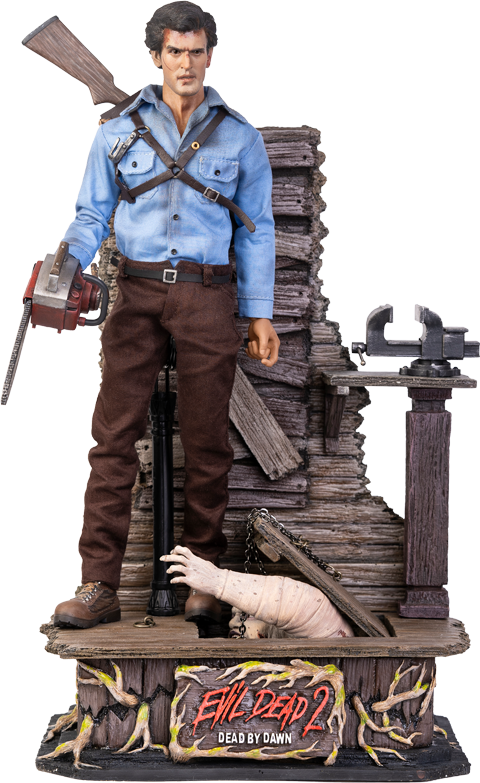 Asmus Collectible Toys Ash Williams (Luxury Edition) Sixth Scale Figure