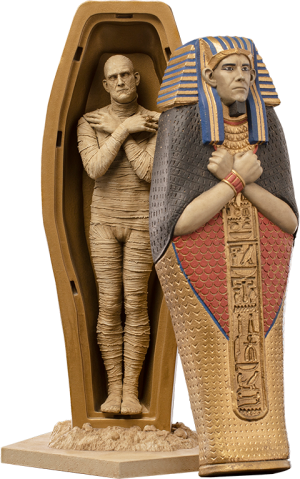 The Mummy 1:10 Scale Statue