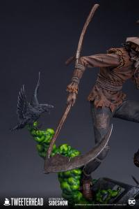 Gallery Image of Scarecrow Maquette