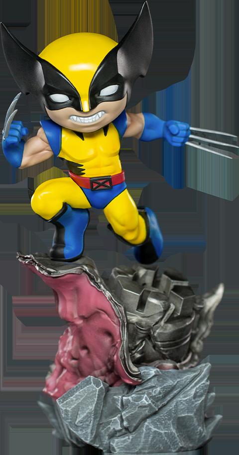 Iron Studios Wolverine – X-Men Mini Co. Collectible Figure