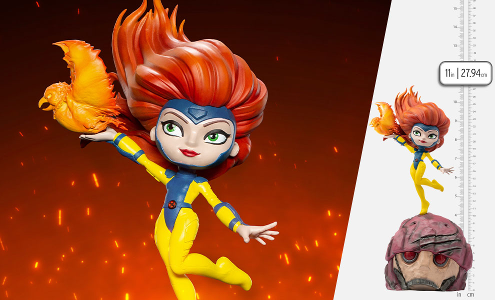 Gallery Feature Image of Jean Grey – X-Men Mini Co. Collectible Figure - Click to open image gallery