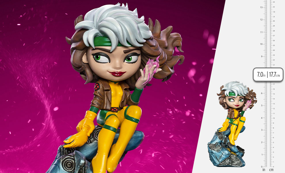 Gallery Feature Image of Rogue – X-Men Mini Co. Collectible Figure - Click to open image gallery