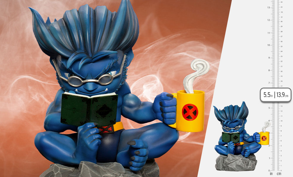 Gallery Feature Image of Beast – X-Men Mini Co. Collectible Figure - Click to open image gallery