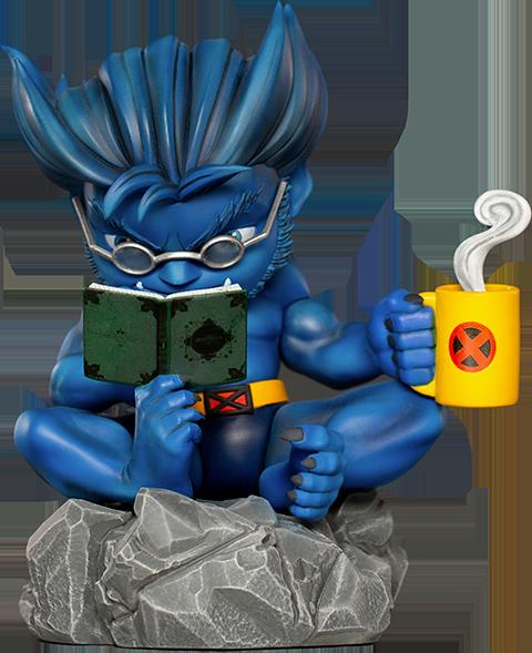 Iron Studios Beast – X-Men Mini Co. Collectible Figure