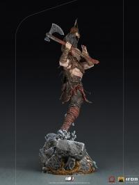 Gallery Image of Kratos and Atreus 1:10 Scale Statue