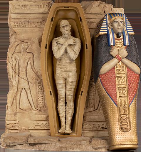 Iron Studios The Mummy Deluxe 1:10 Scale Statue