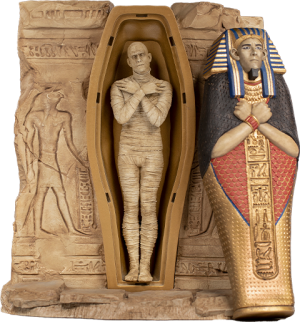 The Mummy Deluxe 1:10 Scale Statue