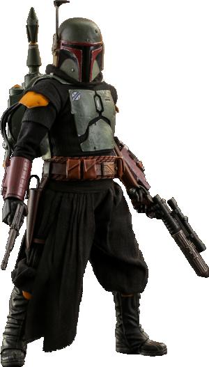 Boba Fett (Repaint Armor) Sixth Scale Figure