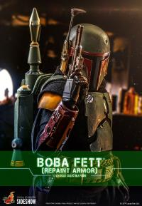 Gallery Image of Boba Fett (Repaint Armor - Special Edition) Sixth Scale Figure
