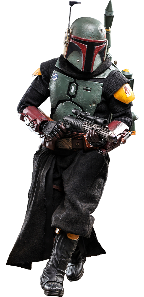 Hot Toys Boba Fett (Repaint Armor - Special Edition) Sixth Scale Figure