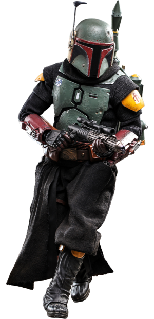 Boba Fett (Repaint Armor - Special Edition) Sixth Scale Figure