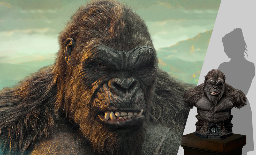Gallery Feature Image of Kong Bust - Click to open image gallery