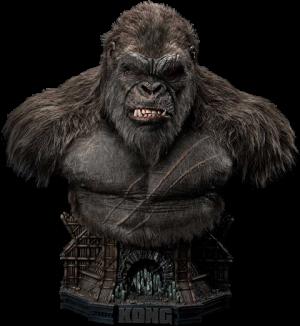 Kong Bust