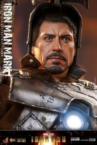 Gallery Image of Iron Man Mark I Sixth Scale Figure