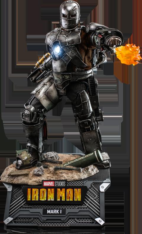 Hot Toys Iron Man Mark I Sixth Scale Figure