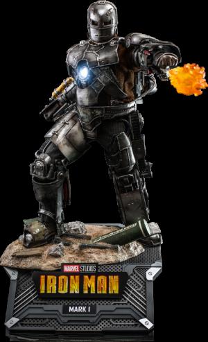 Iron Man Mark I Sixth Scale Figure
