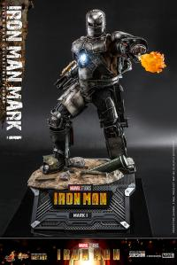 Gallery Image of Iron Man Mark I (Special Edition) Sixth Scale Figure