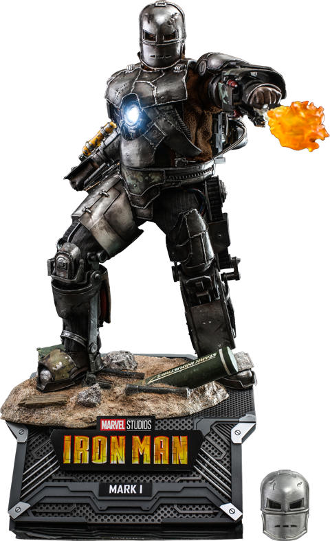 Hot Toys Iron Man Mark I (Special Edition) Sixth Scale Figure