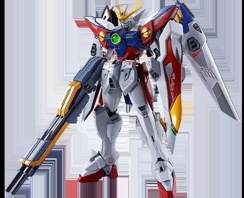 Bandai <SIDE MS> Wing Gundam Zero Collectible Figure